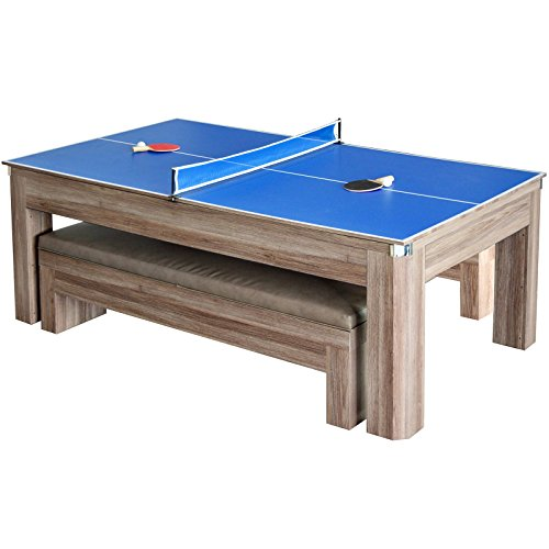 Pool Table Dining Room Table: This Dining Room Table Transforms Into A Pool Table Or